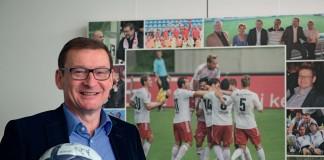 Albin Johann ist nach wie vor eng mit dem FC Vaduz verbunden.