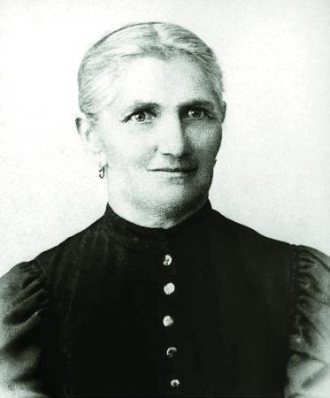 Karolina Mündle geb. Fürst (1846 – 1912)