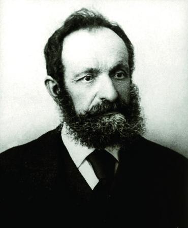 Johann «Hans» Mündle (1844 – 1924)