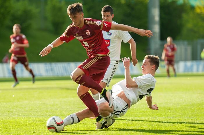 Cup-Albion Avdijaj (Vaduz) gegen Matthias Quaderer (Schaan)