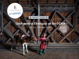 Liechtenstein an der OLMA 2016