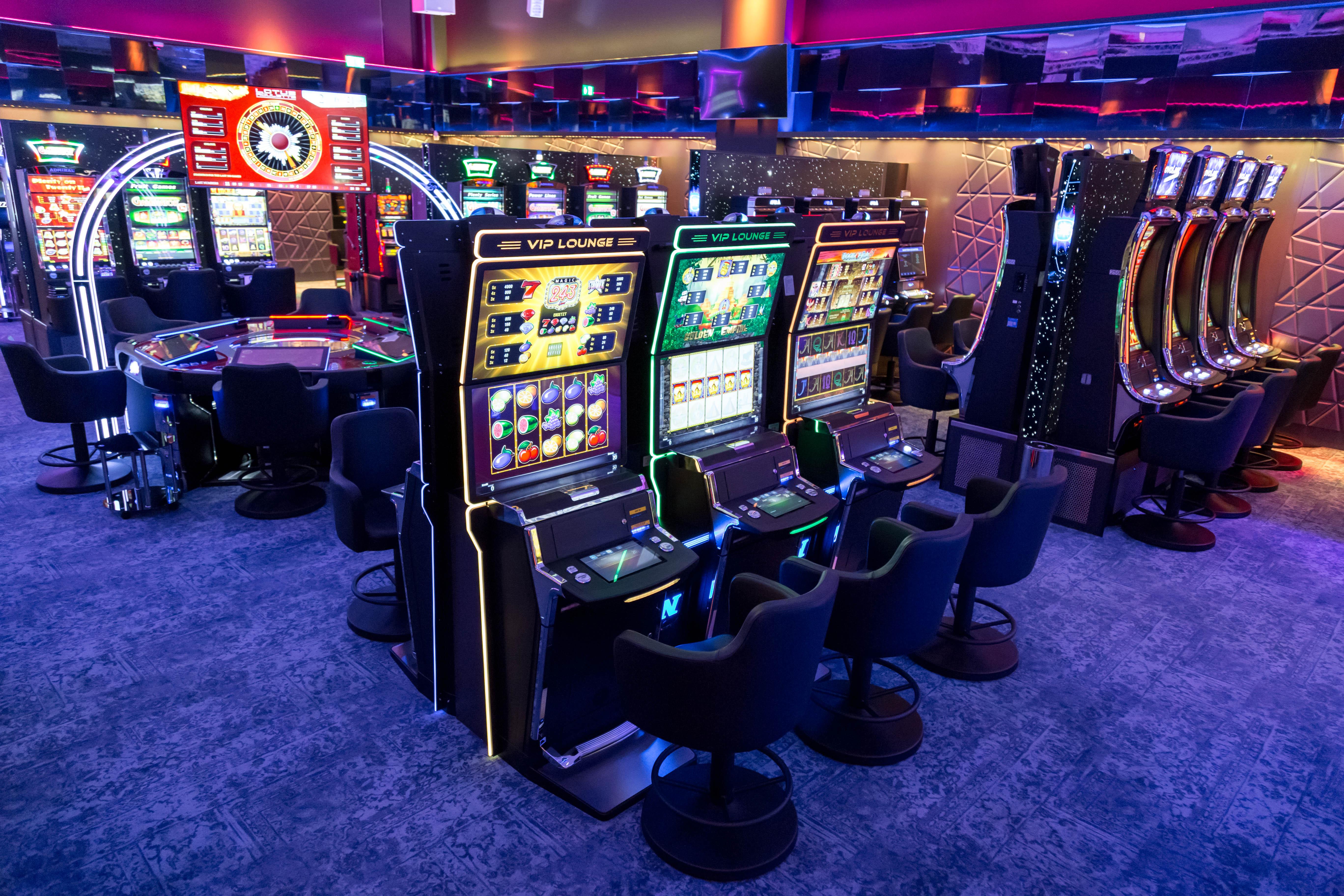 Casino Ruggell