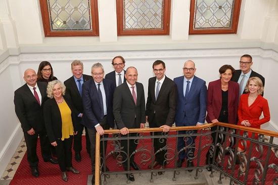 Traditionelles Regierungstreffen Liechtenstein und