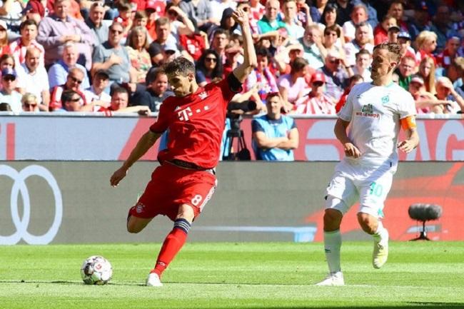 Bayern Bremen Ergebnisse
