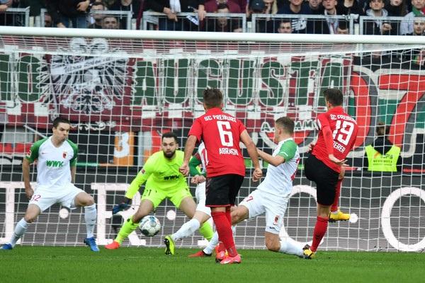 Freiburg Augsburg Bundesliga