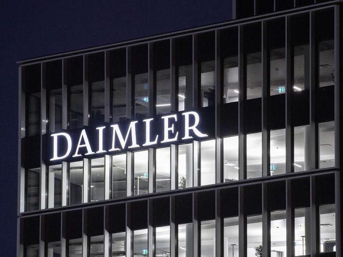 Daimler Schichtzeiten